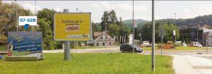 Boštanj - levi - smer Krško