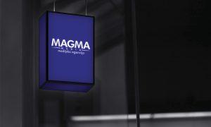 MAGMA MEDIA reklamna svetlobna tabla primer